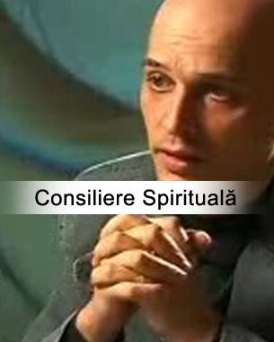 In urma consilierii spirituale vom avea o constiinta imbogatita, obtinandu-se armonizarea spirituala care ne va permite sa rationam just in clipe de restriste, sa prevenim blocajele energetice sau atacurile psihice care pot avea loc asupra constiintei noastre spirituale in cursul evenimentelor perturbatoare de pe parcursul existentei noastre. Nu este de neglijat nici reechilibrarea energetica ce are loc cu ocazia acestei consilieri... Citeste